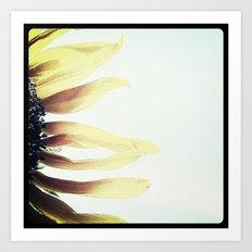 FLOWER 016 Art Print