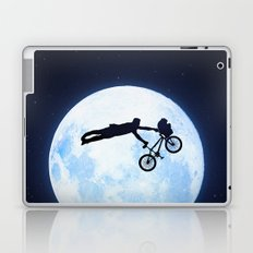 Riding the Kuwahara BMX. Like A Boss! Laptop & iPad Skin