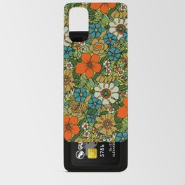 70s Plate Android Card Case