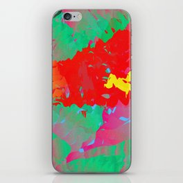 Abstract Paint Gradient iPhone Skin