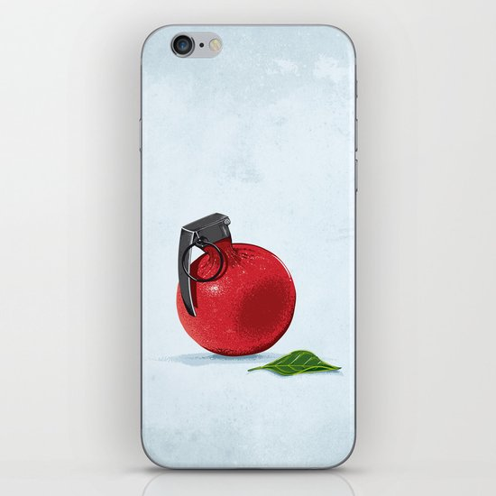 Pomegranate iPhone & iPod Skin