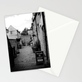 Templar Mews - Black Jack St - Cirencester  Stationery Cards