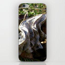 Nature Litter iPhone Skin