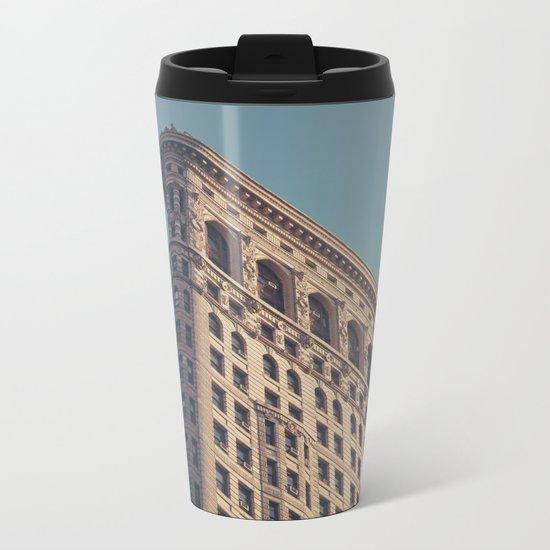 Flatiron - NYC Metal Travel Mug