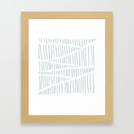 Coit Pattern 85 Framed Art Print