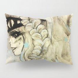 Fantasy Winter Warrior Pillow Sham
