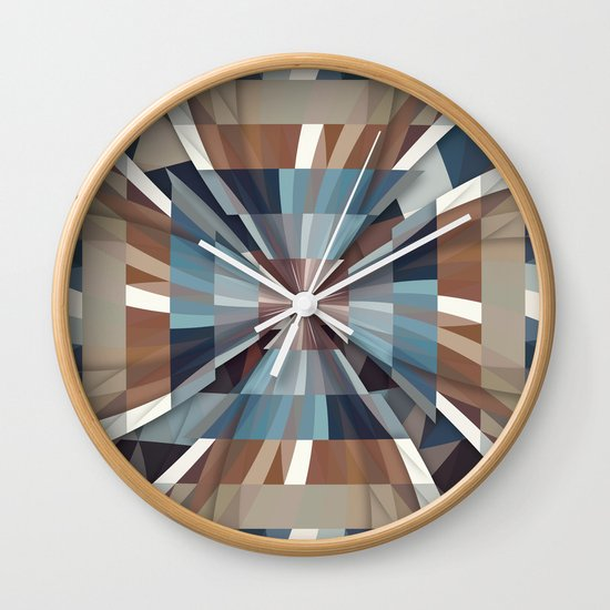 All This Time Wall Clock