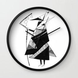 pilgrim Wall Clock