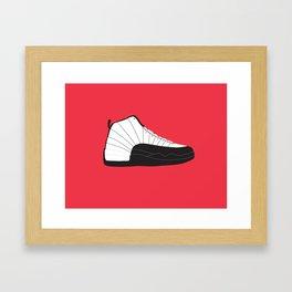 Taxi playoff 12's Framed Art Print