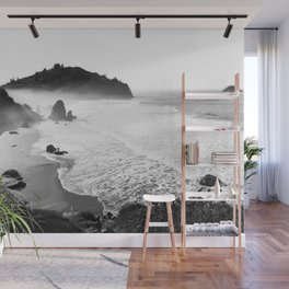 Humboldt County California Wall Mural