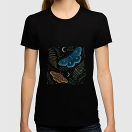Moths and Ferns T-shirt