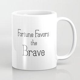 Pacific Rim - Fortune Favors the Brave Coffee Mug