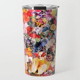 Garden Variety collage art Travel Mug