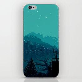 Dark Harbor iPhone Skin