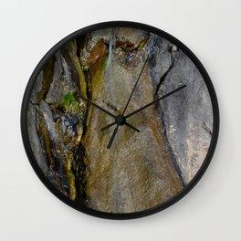 Waterfall mimetolit Wall Clock