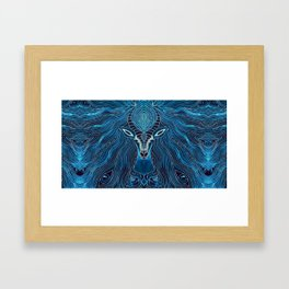 Tame Impala // Hypnotised Framed Art Print