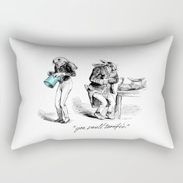Love Story Rectangular Pillow