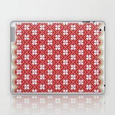 Glove in Red Laptop & iPad Skin
