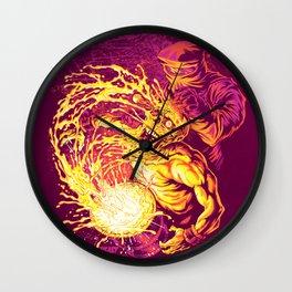 ACID DUNK Wall Clock