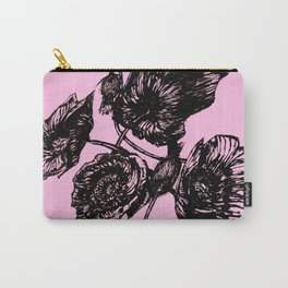Poppies In Bloom Carry-All Pouch