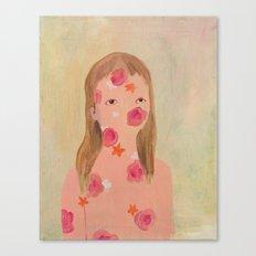 hello s6! Canvas Print