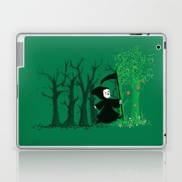 The hills WERE alive Laptop & iPad Skin