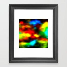 Blurzak One Framed Art Print