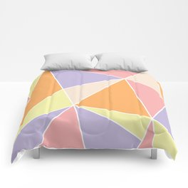 Candy Triangles Comforters