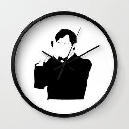007 Dalton Wall Clock