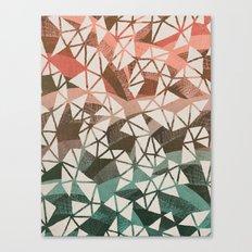 Geometry Jam Canvas Print