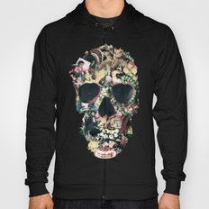 Vintage Skull Hoody