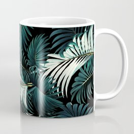 TROPICAL JUNGLE - Night Coffee Mug