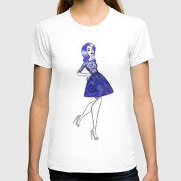 Blue Belle T-shirt