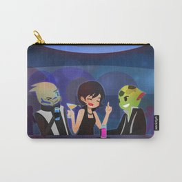 Mass Effect - Tuxedo Night [Commission] Carry-All Pouch