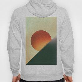 Tangerine Sunset Hoody