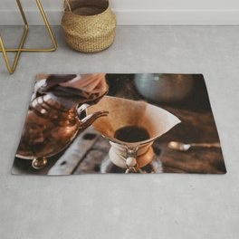Hot Drip Coffee Rug