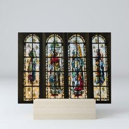 All Saints Mini Art Print