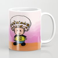 law Mugs featuring Toads Law by Dama Chan