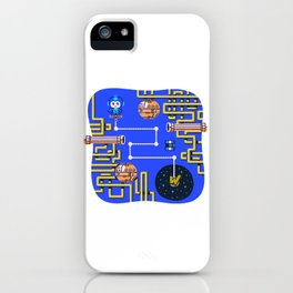Overworld: Crash iPhone Case