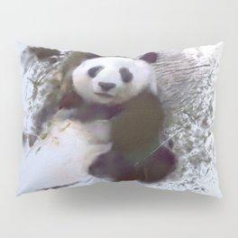 Animals and Art - Panda Pillow Sham