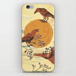 JINWU (three-legged crows) iPhone Skin