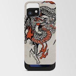 Dragón  iPhone Card Case