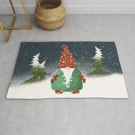 Winter Gnome Home Rug