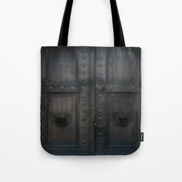 Sanctuary of Secrets Tote Bag