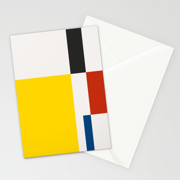 Mid Century Modern Vintage 21 Stationery Cards