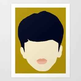 B.A.P Youngjae Art Print