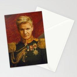 Gordon Ramsay Portrait Stationery Cards