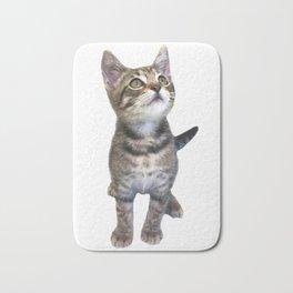 Tabby Kitten Bath Mat