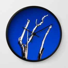 Reach up Wall Clock