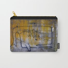 lichen whale Carry-All Pouch